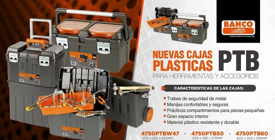 BAULES PLASTICOS PARA HERRAMIENTAS DE BAHCO 33d224e566a7